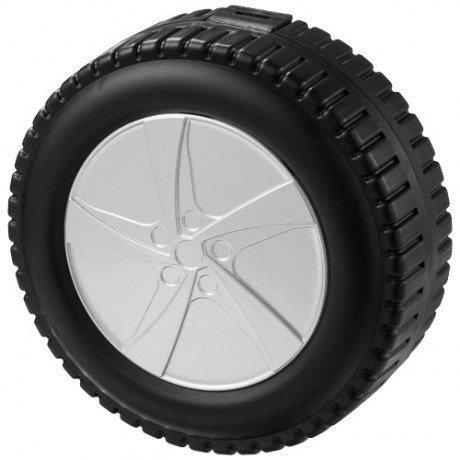 Set de herramientas con forma de neumático